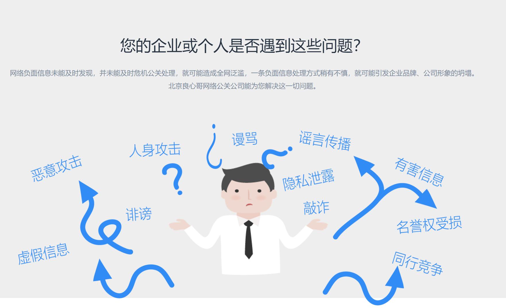 北京网络公关-网络公关与品牌维护的方法技巧